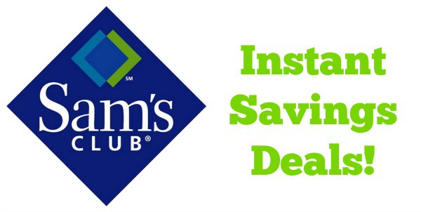 sam's club instant savings deals