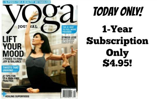 yoga journal 495