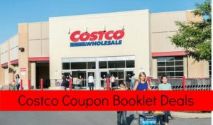 Costco Coupon Booklet Deals – October 31 – November 26