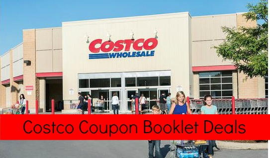 Costco coupon book deals