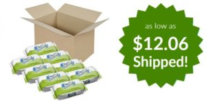 Scott Naturals Moist Cleansing Cloths 408 Count as low as $12.06 Shipped!