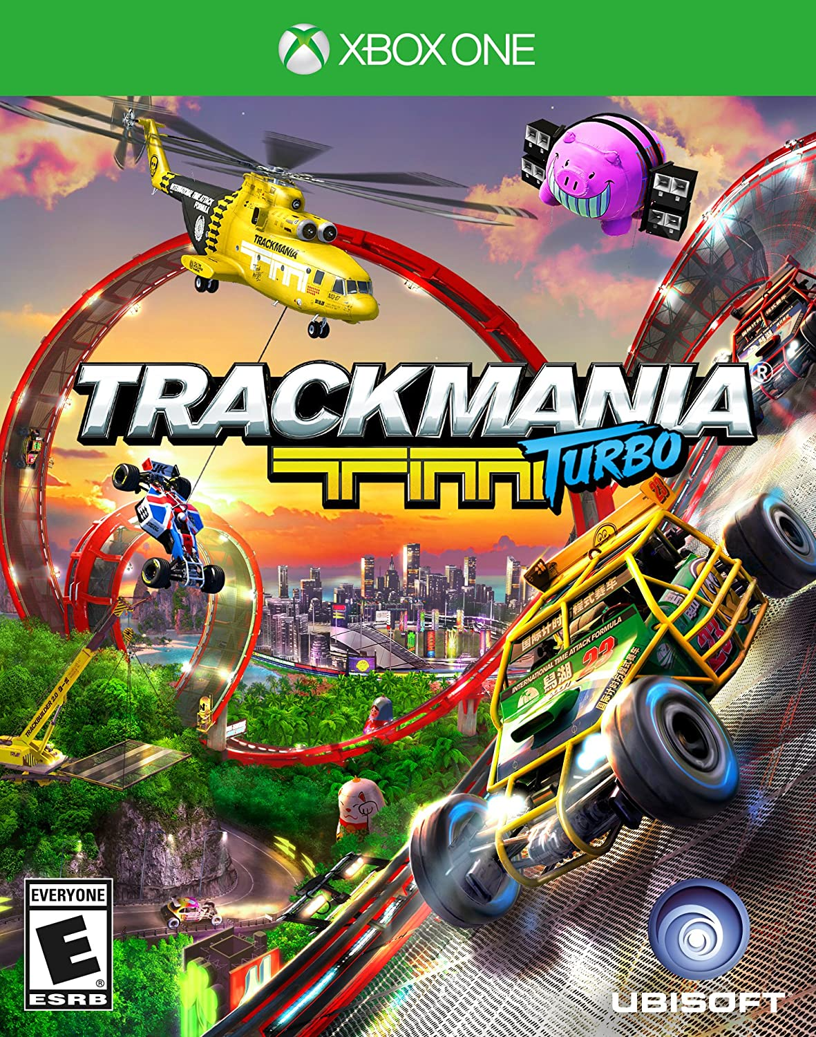 TrackMania Turbo - Xbox One Only $19.99! (reg. $39.99 ...