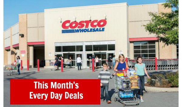 costco every day deals