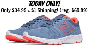 New Balance Women's Running Shoe Only $34.99! (reg. $69.99)