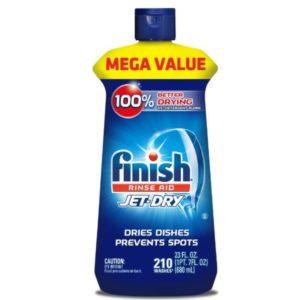 Finish Jet-Dry Dishwasher Rinse Aid Mega Value as low as $6.13 Shipped!