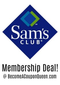 *HOT* Sam's Club Membership Deal!