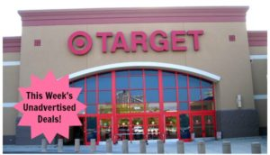 Target Unadvertised Deals – February 19 – 25
