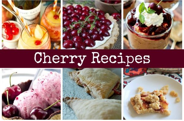 cherry-recipes