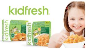 Save 15% on Kidfresh Frozen Kids Meals and Sides at Kroger!