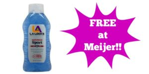 FREE LA Looks Hair Gel at Meijer!
