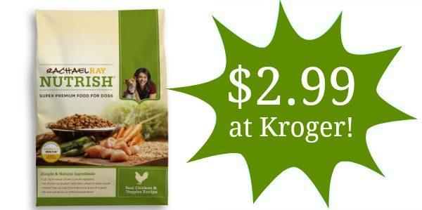 Printable Coupons For  Lb Rachel Ray Nutrish Dry Dog Food
