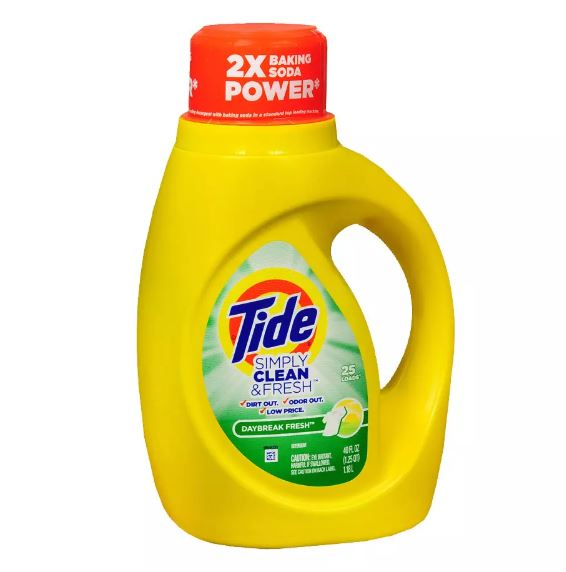 CVS: Tide Simply Detergent Only $1.94!