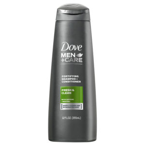 FREE Dove Men+Care Hair Care Products at Kroger!