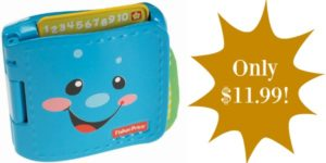 Fisher-Price Laugh & Learn Wallet Only $11.99!