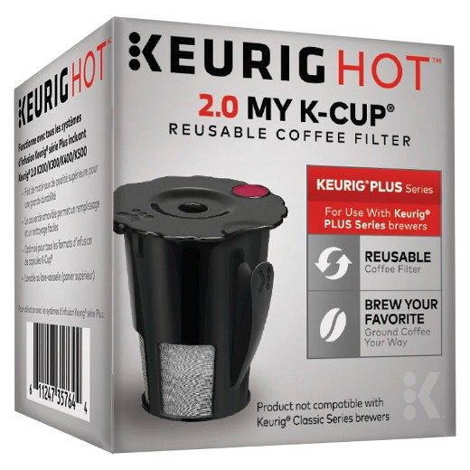 Keurig 2 0 My K Cup Reusable Coffee Filter Only 9 40 Best Price