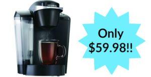 Keurig K55 Coffee Maker Only $59.98!
