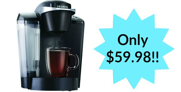 Keurig K55 Coffee Maker Only USD 59.98! - Become a Coupon Queen