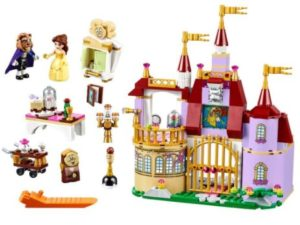 LEGO Disney Princess Belle's Enchanted Castle Building Kit Only $36.58 (Reg. $50)!
