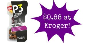 Kroger: Oscar Mayer P3 Portable Protein Packs Only $0.88!