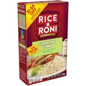 Kroger: Rice a Roni Only $0.38!