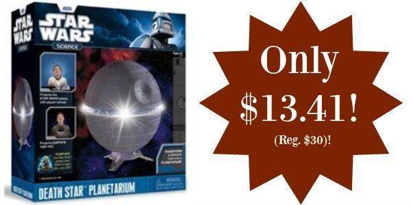 Star Wars Science Death Star Planetarium