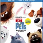 The Secret Life of Pets Blu-Ray/DVD/Digital only $7.50!