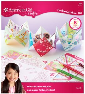American Girl Cootie Catcher Kit Only $4.29!