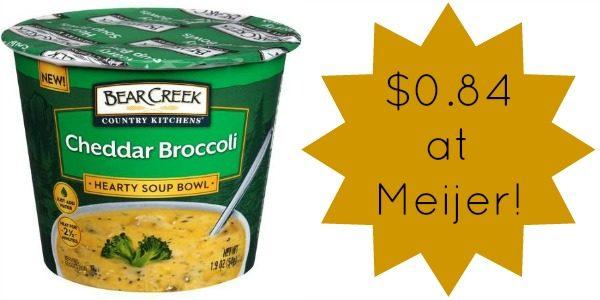 Bear Creek Soup Bowls