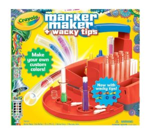 Crayola Marker Maker Wacky Tips Only $12.99!