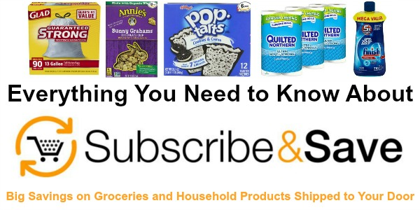Everything You Need to Know About Amazon Subscribe and Save