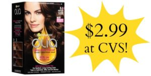 CVS: Garnier Hair Color Only $2.99!