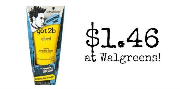 Walgreens got2b coupon