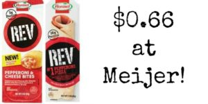 Meijer: Hormel Rev Products as low as $0.66!