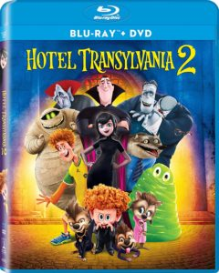 Hotel Transylvania 2 (Blu-ray + DVD + Digital) only $5.00!