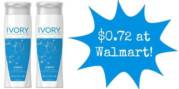 Ivory Body Wash