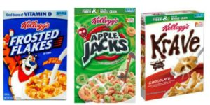 Kroger: Kellogg's Cereals as low as $0.69!