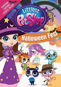 Littlest Pet Shop: Halloween Fest on DVD Only $7.19!