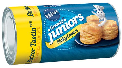 Walmart: Pillsbury Crescent Rolls, Biscuits, and Cinnamon