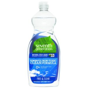 Kroger: Seventh Generation Dish Soap, 25 oz Only $1.49!