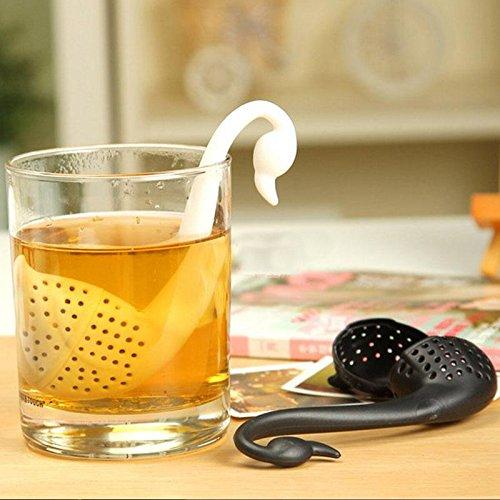 swan tea infuser