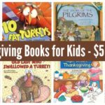 20 Thanksgiving Books for Kids - $5 and Under!