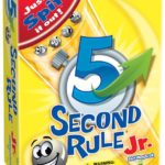 5 Second Rule Jr. Board Game Only $12.99!