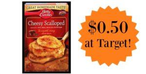 $0.50 Betty Crocker Boxed Potatoes at Target!