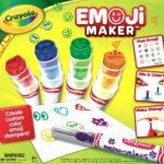 Crayola Emoji Stamp Marker Maker Set Only $14.16!