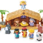 Fisher-Price Little People Nativity Set Only $25.00!