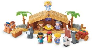 Fisher-Price Little People Nativity Set Only $24.99!