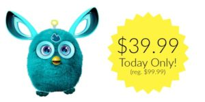 Furby Connect – $39.99 Today Only! (Reg. $99.99)