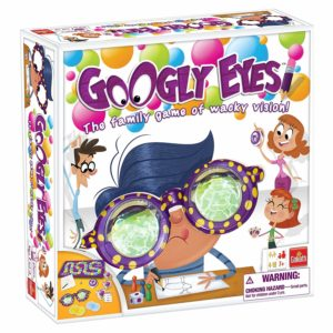 Googly Eyes Game – Family Drawing Game with Crazy, Vision-Altering Glasses Only $11.97 (Reg. $30)!
