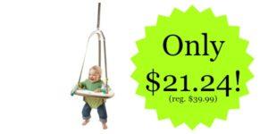 Graco Doorway Bumper Jumper, Little Jungle – $21.24! (reg. $39.99)