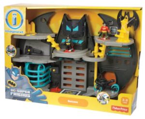 Imaginext DC Super Friends Transforming Batcave Only $25.49! (reg. $59.99)